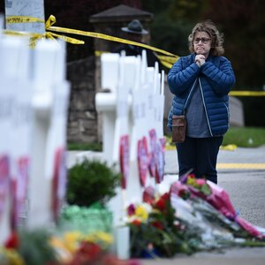 Synagogue Shooting Follows Historic Rise In Anti-Semitic Incidents And Online Attacks