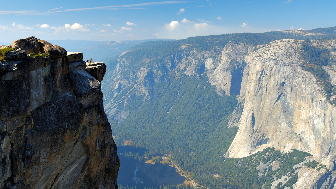 'Is Our Life Worth Just One Photo?' Wrote Couple Who Fell To Death In Yosemite