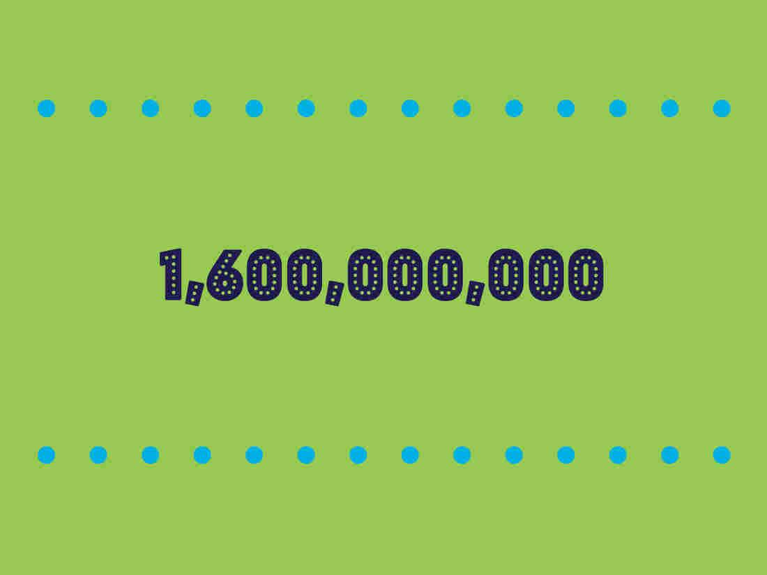 1.6 billion