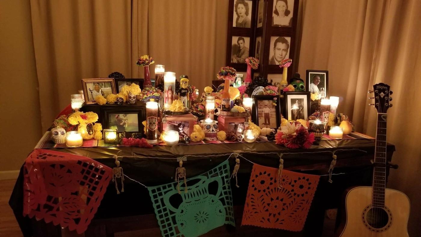 Alt.Latino's Sonic Altar For Dia de los Muertos