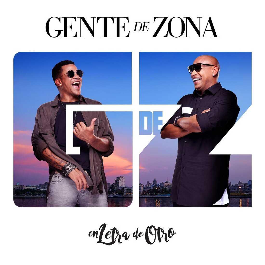 """Gente De Zona, """"Las 40"""""""