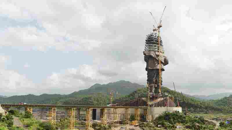 PHOTOS: World's Tallest Statue Ready For Its Inauguration In India