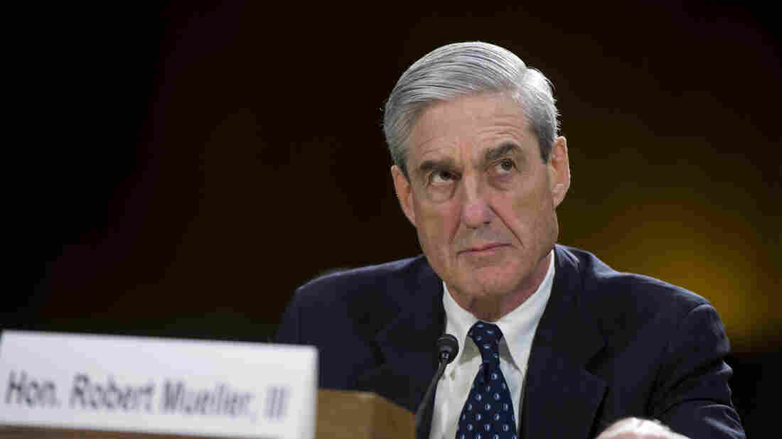 Mueller sought probe of scheme to fabricate misconduct claims against him
