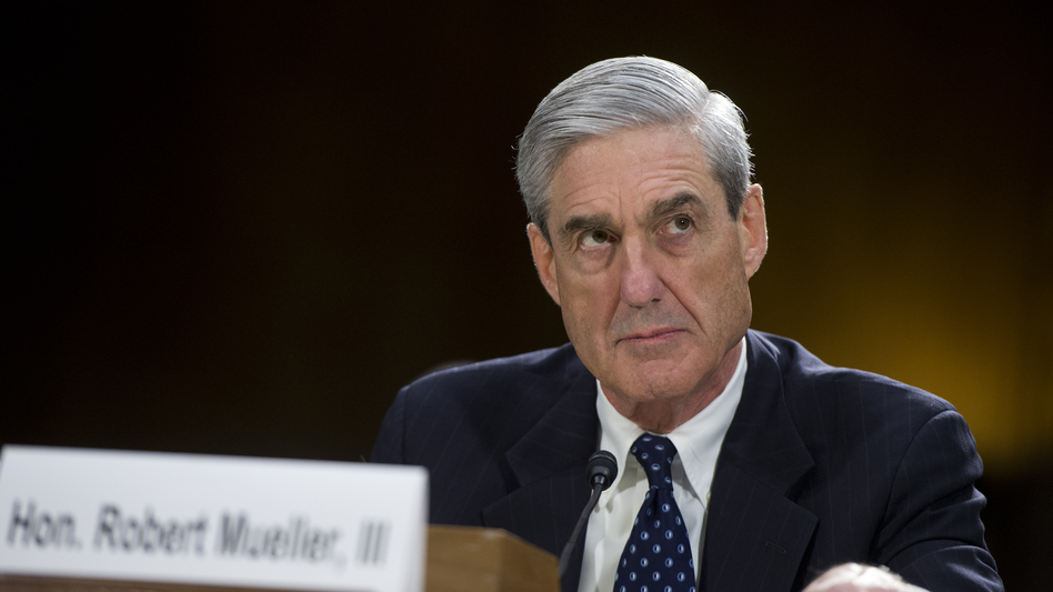 The special counsel's office says it has referred an alleged scheme to make false claims against Robert Mueller to the FBI. (Tom Williams/CQ-Roll Call Inc./Getty Images)