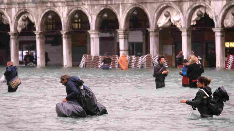 Heavy Rains, Wind Blamed For 11 Deaths In Italy