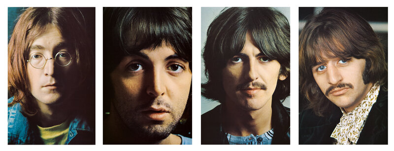 Hear The Beatles In Rehearsal Looking Through A Glass Onion All Songs Considered Npr