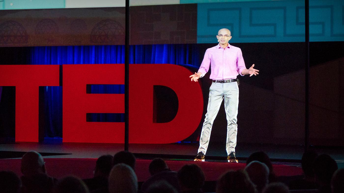 Yuval Noah Harari: Could Big Data Destroy Liberal Democracy?