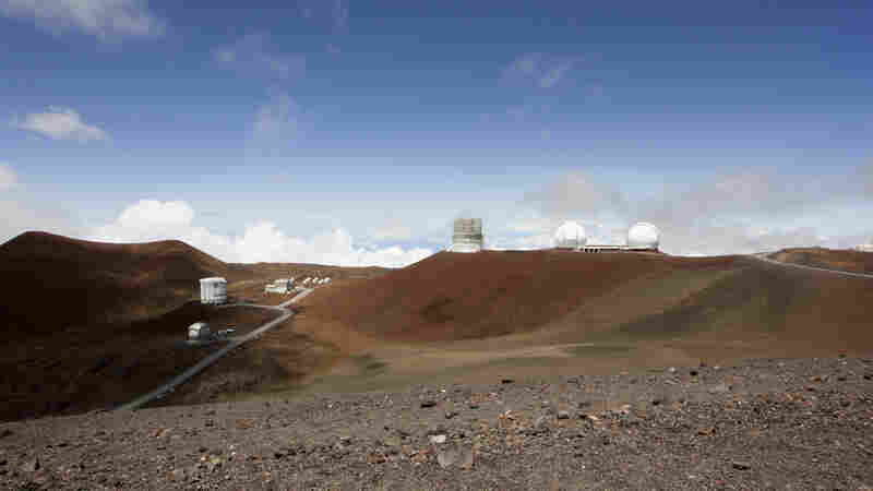 Hawaii's Supreme Court OKs Construction Of Giant Telescope Despite Native Objections