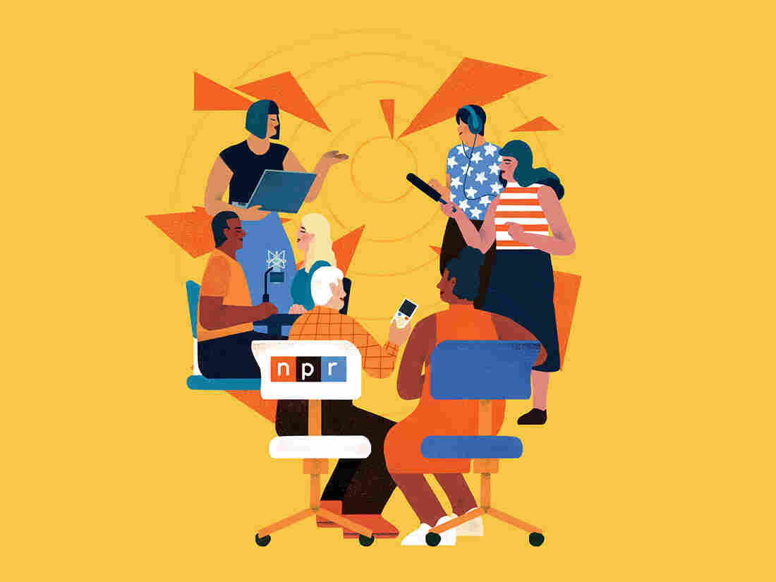 Come learn and grow with award-winning journalists at NPR as a 'Reflect America' Fellow.