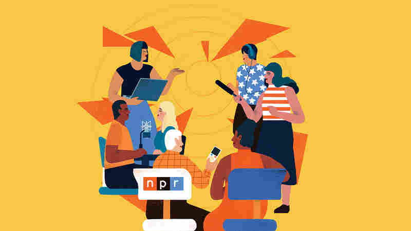 NPR Launches Reflect America Fellowship