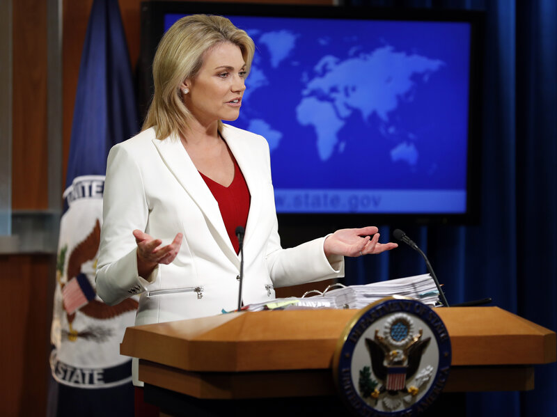 Trump Picks Heather Nauert, Former Fox News Anchor, As U N