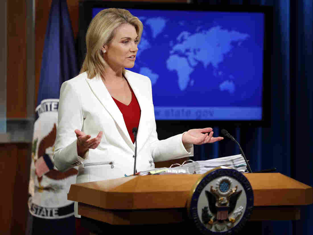 Trump To Pick Heather Nauert, Former Fox News Anchor, As U.N. Ambassador, Source Says