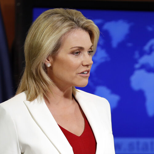 Trump Picks Heather Nauert, Former Fox News Anchor, As U.N. Ambassador