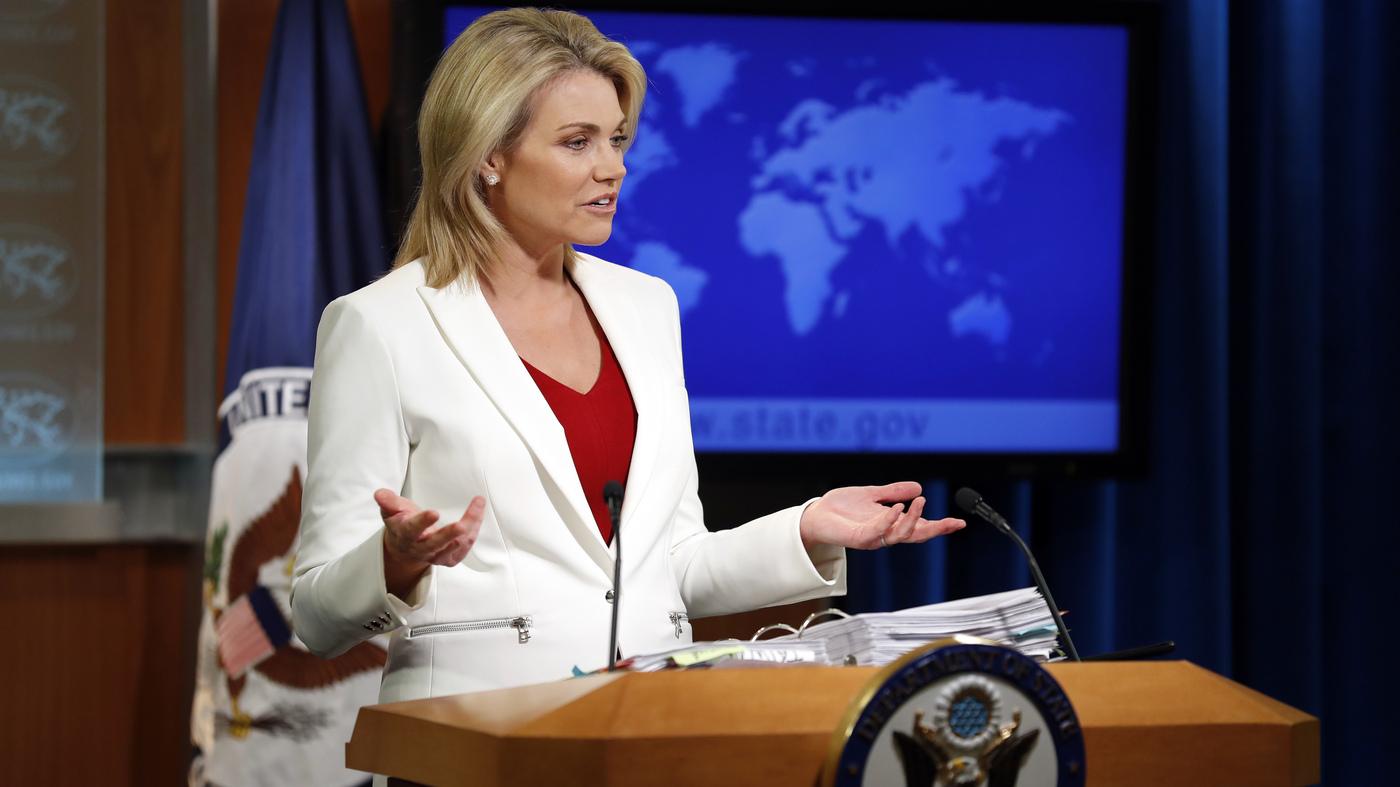 Trump To Pick Heather Nauert, Former Fox News Anchor, As U.N. Ambassador, Source Says