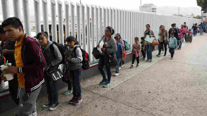 FACT CHECK: Migrants Are Not Overwhelming The Southwest Border