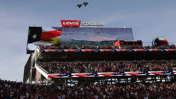 Military planes fly over Levi