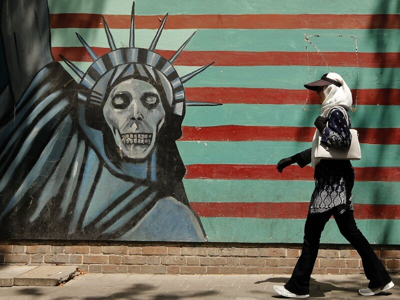 Iran Why Not Just Go On And Break All >> U S Is About To Reinstate Iran Sanctions Here S What That Means Npr