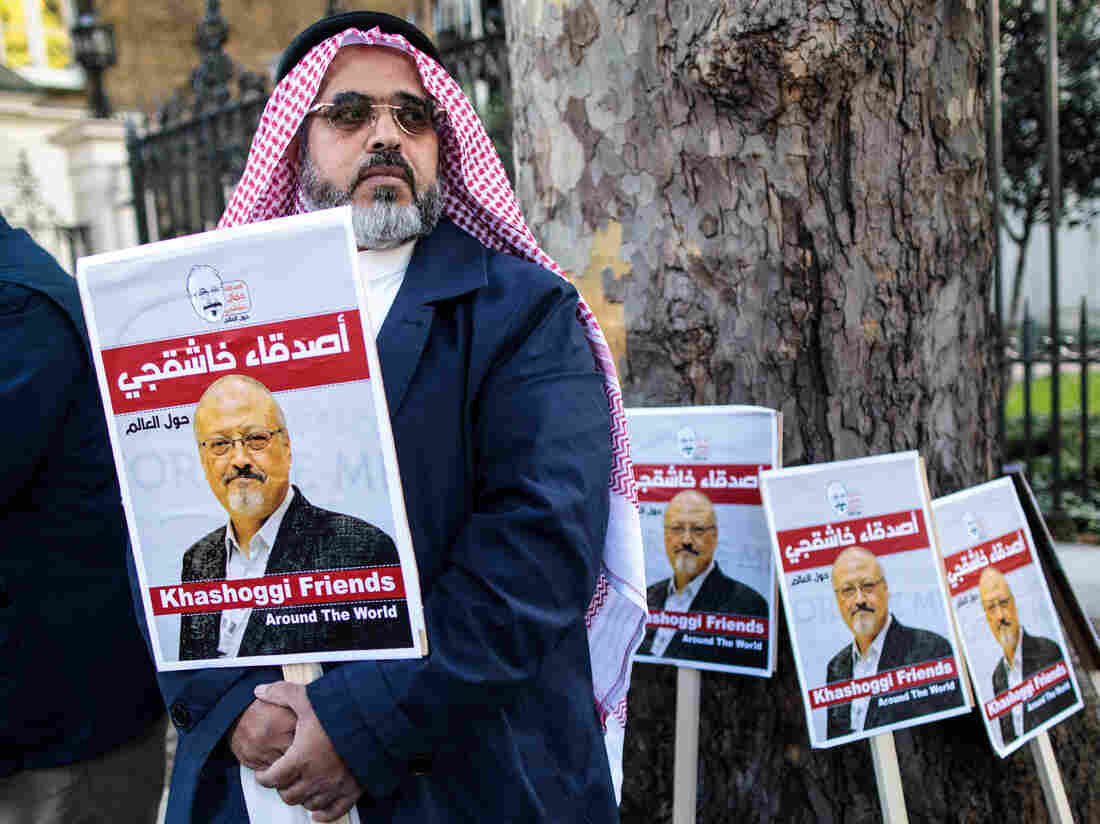 U.S.  says 'handful more weeks' before sanctions over Khashoggi murder