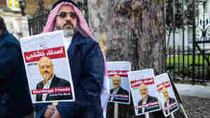 Jamal Khashoggi's Fiancee Calls For Saudis To Return His Body At Memorial In D.C.