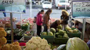 Technical Difficulties May Jeopardize Food Stamps At Farmers Markets