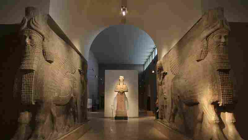 Record-Setting Sale Of An Ancient Assyrian Stone Relief Sparks Looting Fears In Iraq