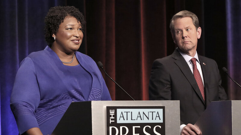 Justice Department Sues Georgia Over >> Judge Rules Against Georgia Election Law Calling It A Severe