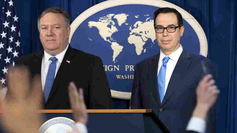 U.S. Renews Sanctions On Iran But Exempts 8 Oil Importers, Including China And Japan