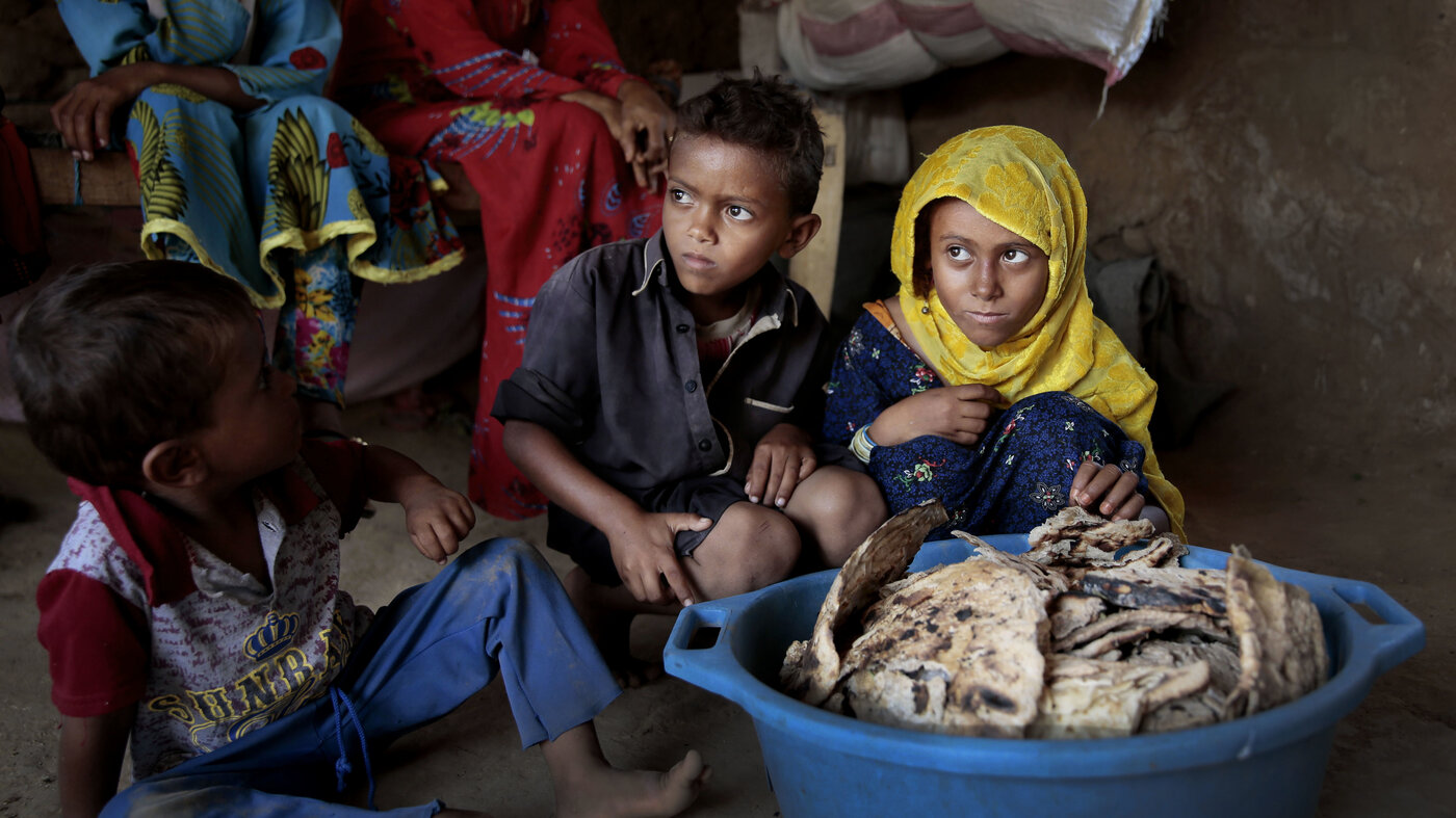 UN declares Yemen children living in Hell