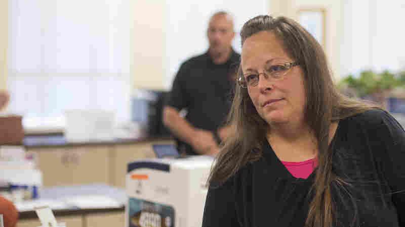 Kim Davis Loses Her Re-Election Bid For Kentucky County Clerkship