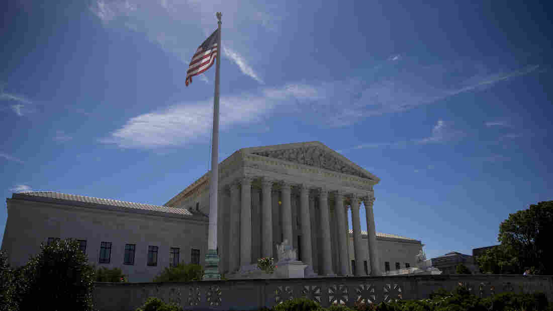 Us Supreme Court To Weigh Level Of >> White House Asks Supreme Court To Rule On Daca Sooner Not Later Npr