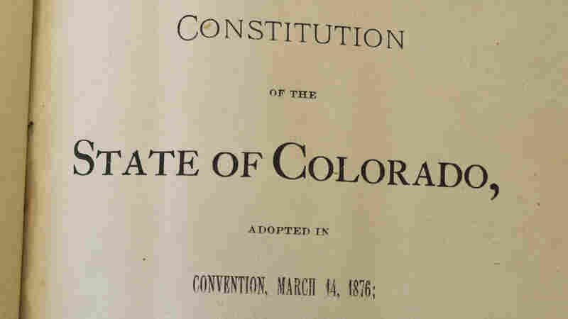 Colorado Votes To Abolish Slavery, 2 Years After Similar Amendment Failed