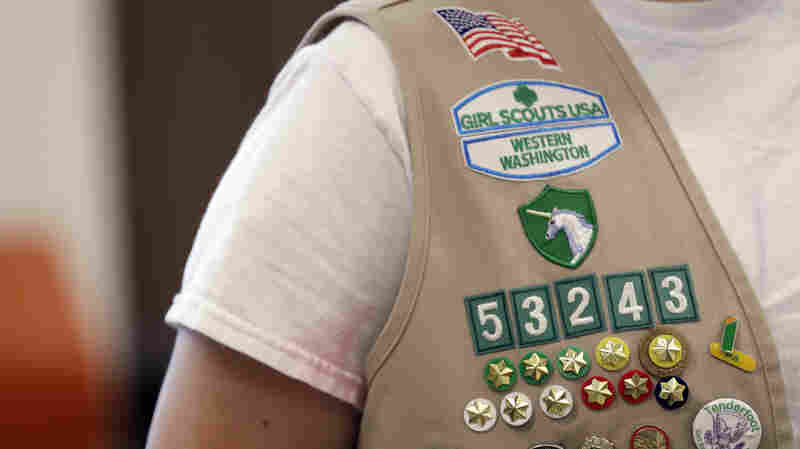 Girl Scouts Of The USA Files Suit Against Boy Scouts Of America