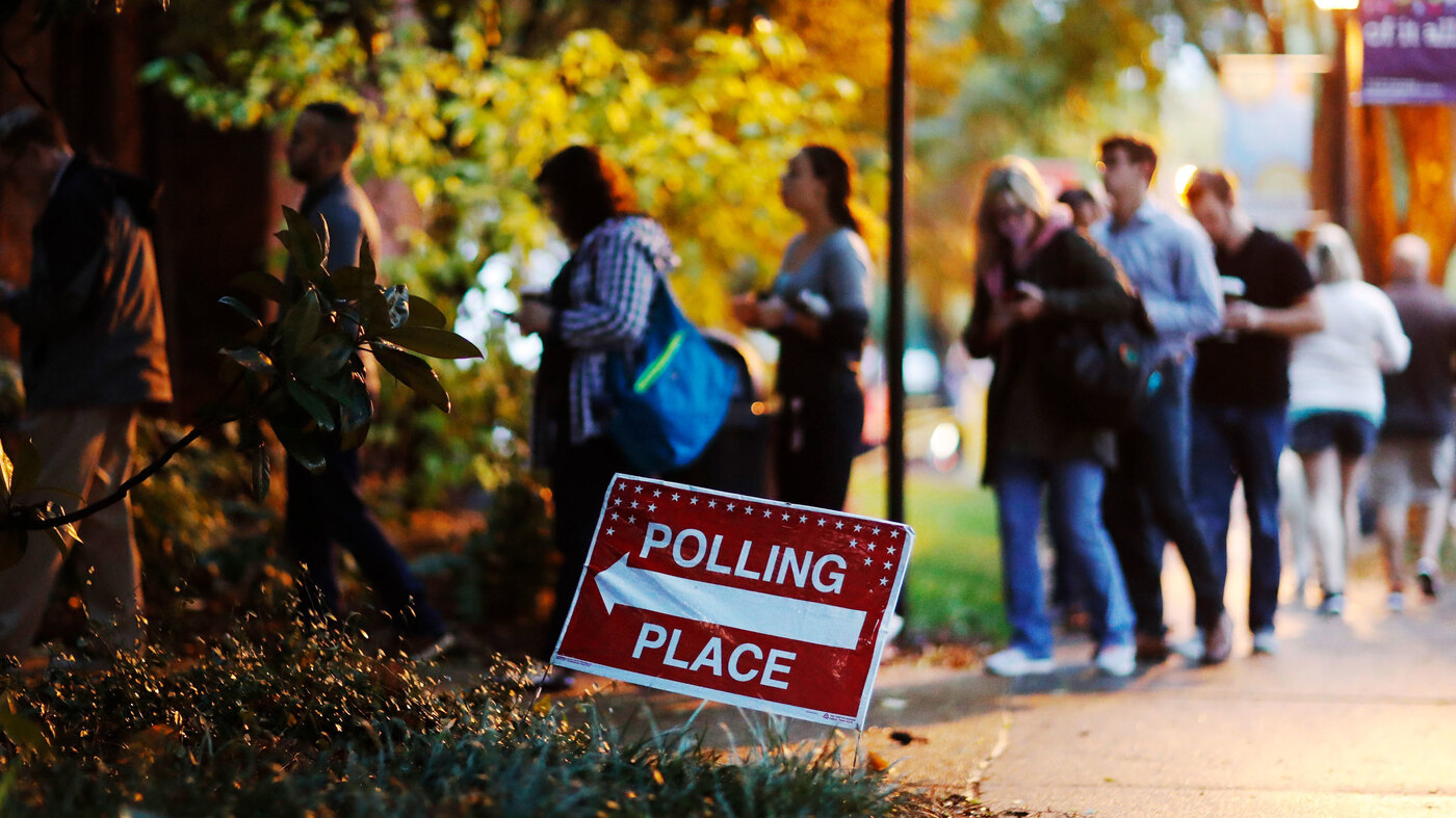 A Boatload Of Ballots: Midterm Voter Turnout Hit 50-Year High