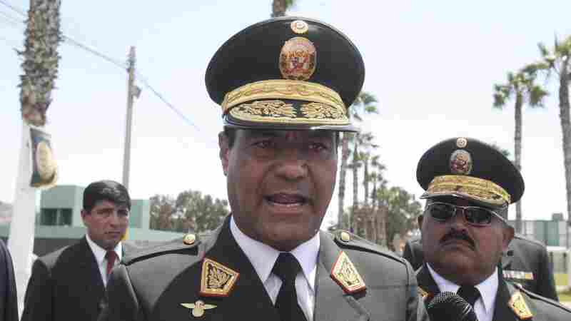 Peru's Ex-Police Chief Arrested In Alleged Baby Trafficking Ring