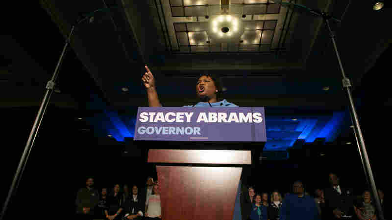 Stacey Abrams Vows To Fight On: 'We Still Have A Few More Miles To Go'