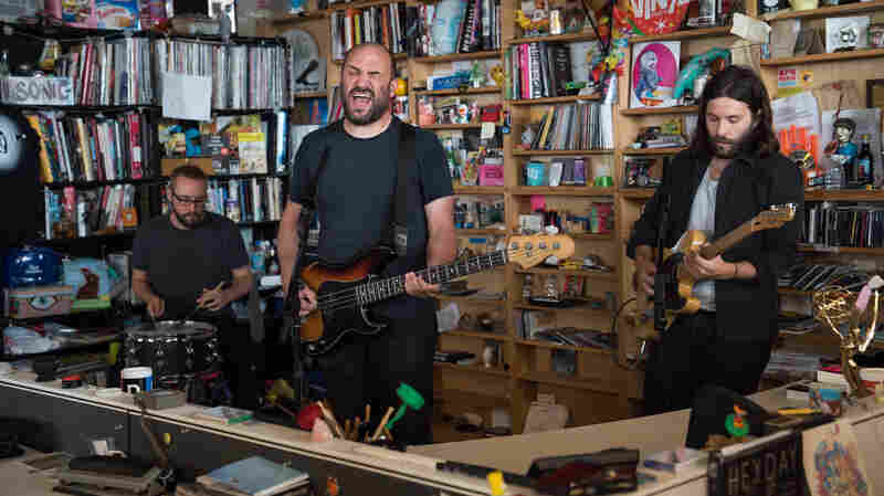 Pedro The Lion: Tiny Desk Concert