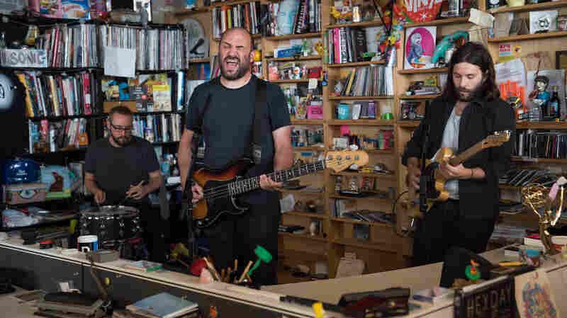 Pedro The Lion: Tiny Desk Concert