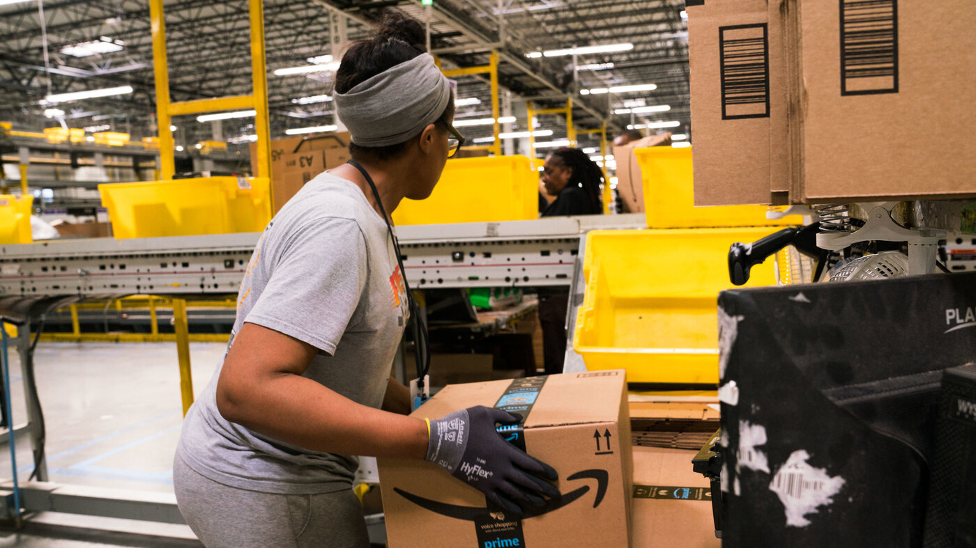 Amazon Prime: How AI And Forecasting Power One-Hour
