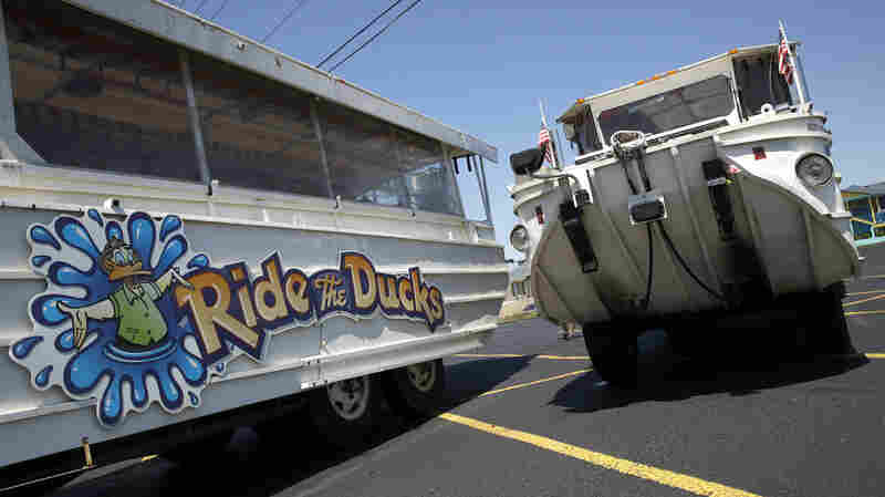 Duck Boat Captain Indicted In Missouri Lake Accident That Killed 17