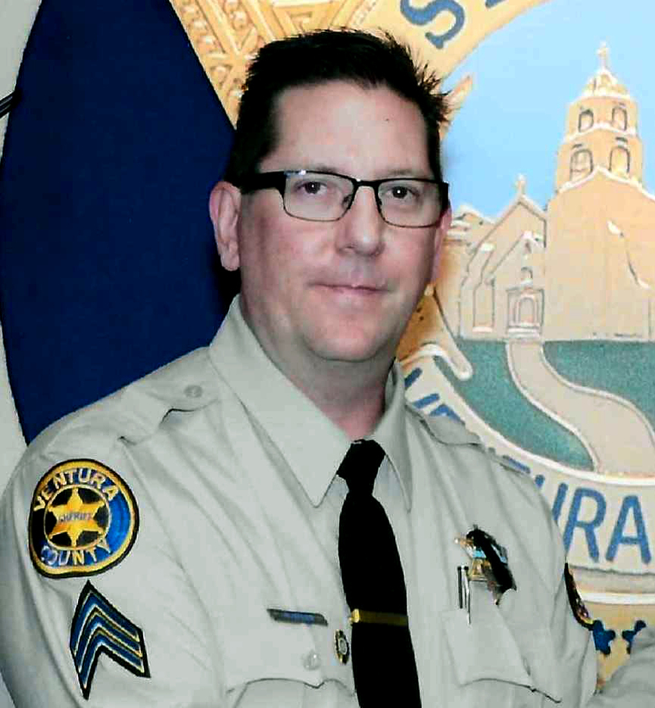 Ventura County Sheriff's Sgt. Ron Helus, a 29-year veteran, was killed during the deadly shooting at Borderline Bar and Grill in Thousand Oaks, Calif.