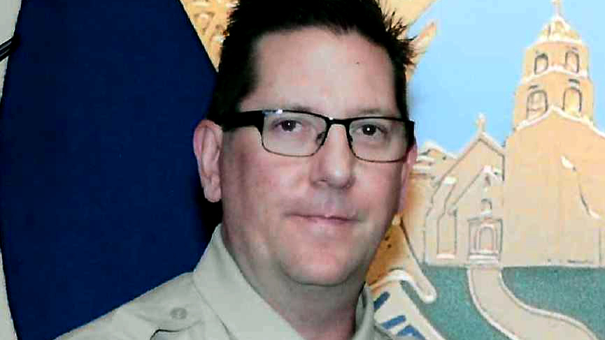 Fallen Officer Made 'Ultimate Sacrifice' In Confronting Thousand Oaks Shooter
