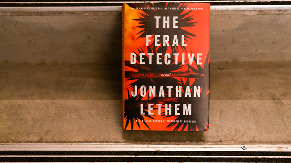 cover image of The Feral Detective by Jonathan Lethem