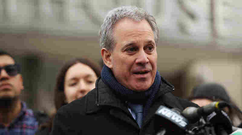 Eric Schneiderman Won't Face Criminal Charges Over Allegations Of Abuse