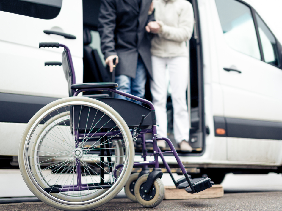 Services like rides to the doctor or wheelchair ramps are among those that some Medicare Advantage plans will begin to offer next year. (Razvan Chisu / EyeEm/Getty Images/EyeEm)
