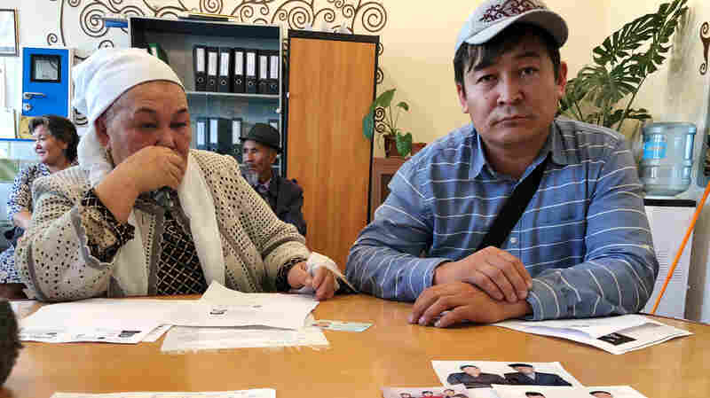 Families Of The Disappeared: A Search For Loved Ones Held In China's Xinjiang Region