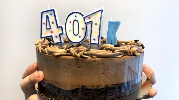 401k Turns 40