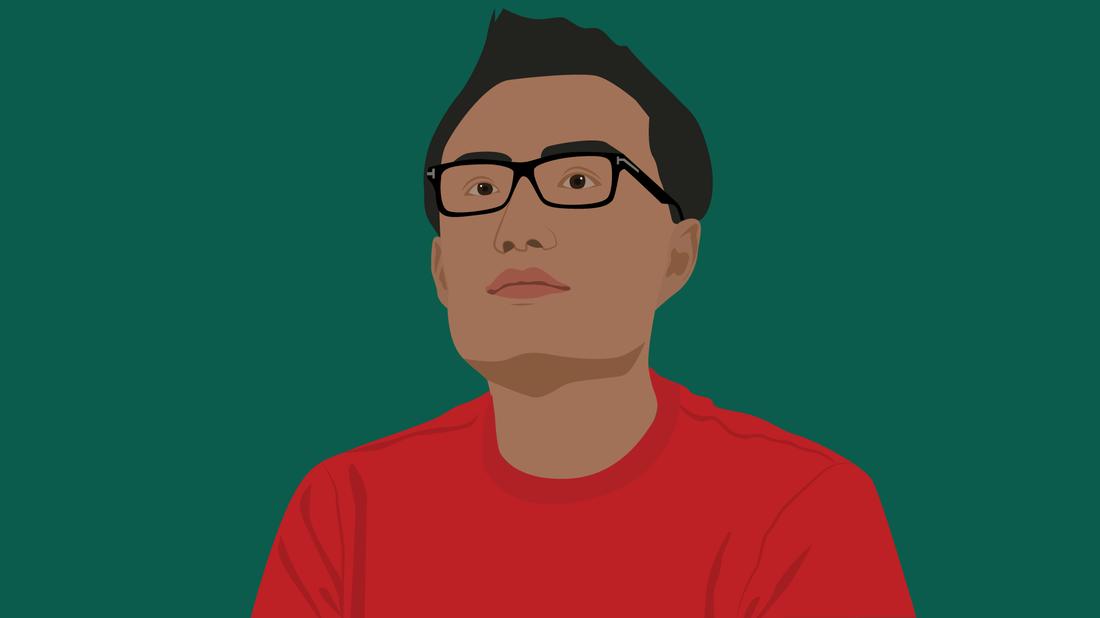 Tony Xu is the founder of DoorDash.