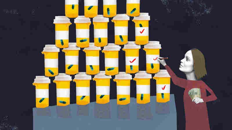 A Search For New Ways To Pay For Drugs That Cost A Mint