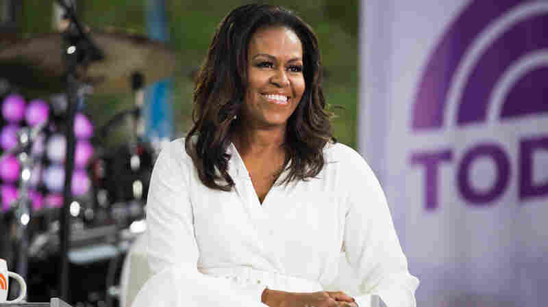 NPR News Interviews Michelle Obama, Reviews Her New Book