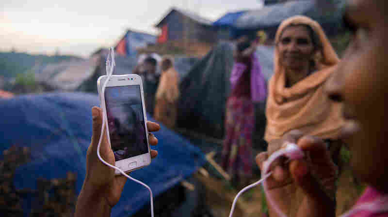 Opinion: Facebook's Link To The Rohingya Muslims